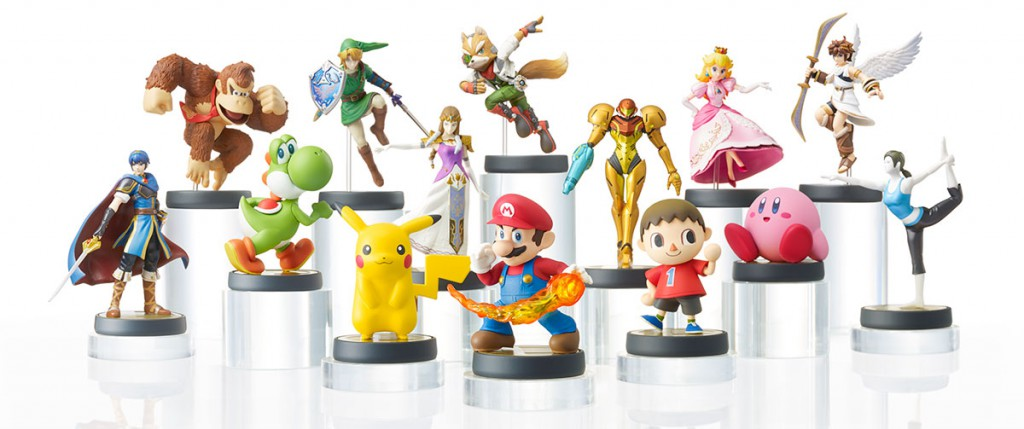Amiibo - First wave