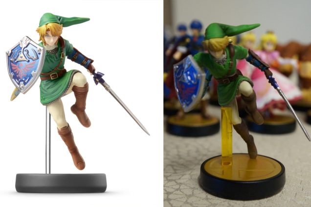 Amiibo - Expectations vs Reality