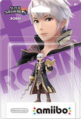 Robin - Amiibo - Super Smash Bros Series