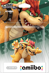 Bowser - Amiibo - Super Smash Bros Series