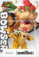 Boswer - Amiibo - Super Mario Bros. Series