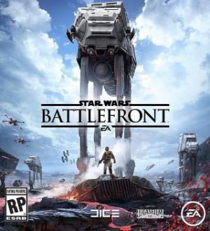 Star Wars Battlefront 3 Box-art