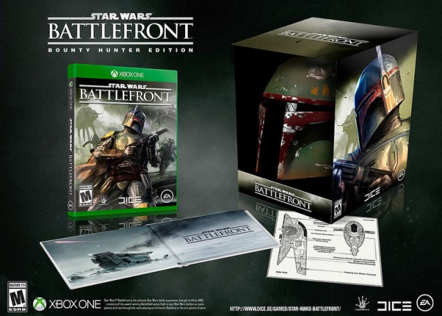 Star Wars Battlefront 3 Boba Fett Edition