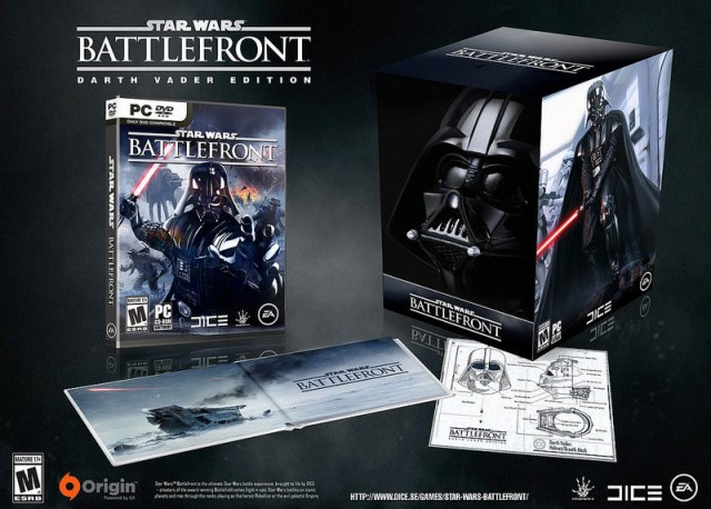 Star Wars Battlefront 3 Darth Vader Edition