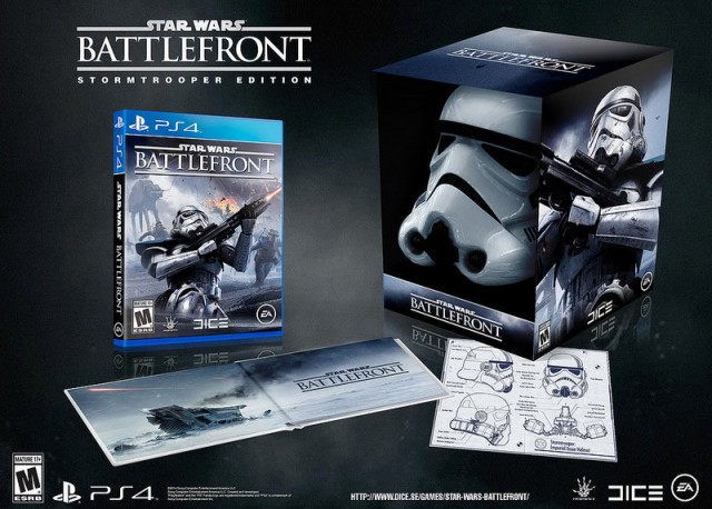 Star Wars Battlefront 3 Stormtrooper Edition