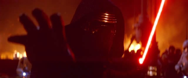 Star Wars VII: The Force Awakens Sith Lord