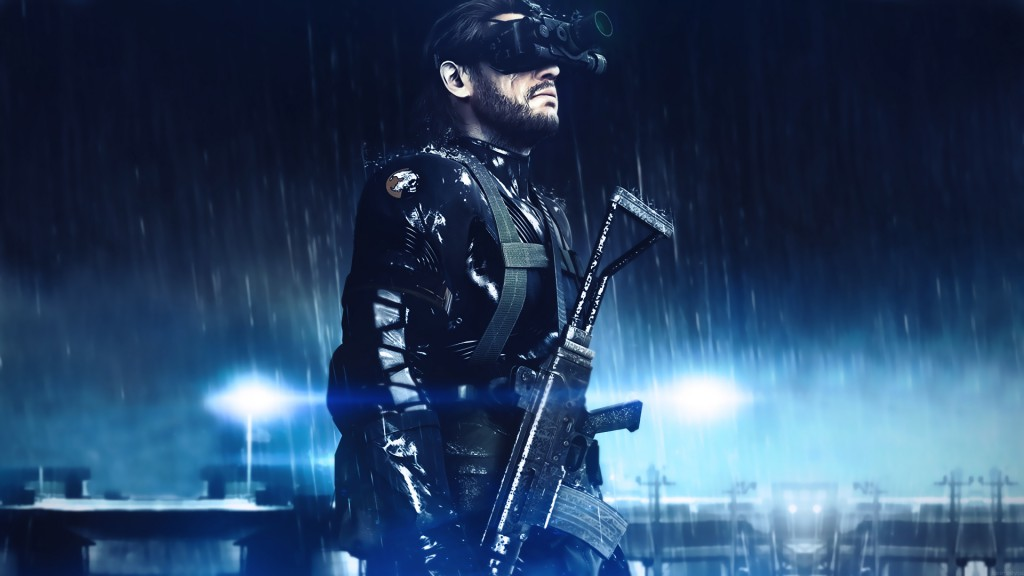 Metal Gear Solid 5: Ground Zeroes for PS4