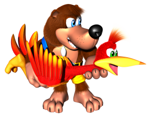 Banjo Kazooie would make a perfect fit as a character duo in Super Smash  Bros. for Wii U and 3DS