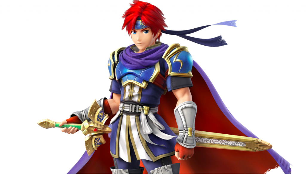 Roy in Super Smash Bros for Wii U and 3DS
