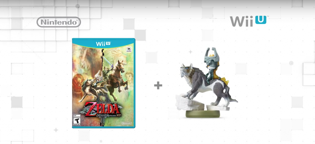 Special Twilight Princess HD Bundle with Amiibo!