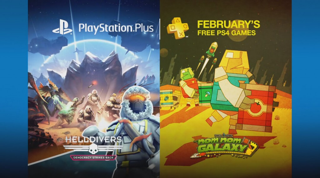 Playstation Plus February 2016 games