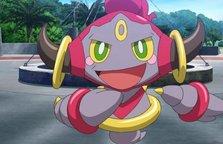 Look at this beauty Hoopa