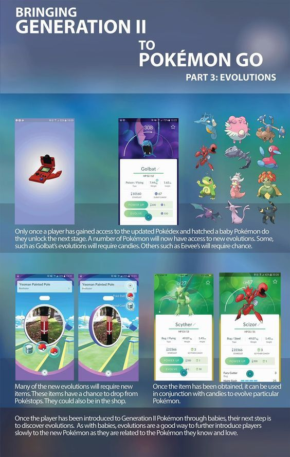 Pokémon GO - Second gen update (3)