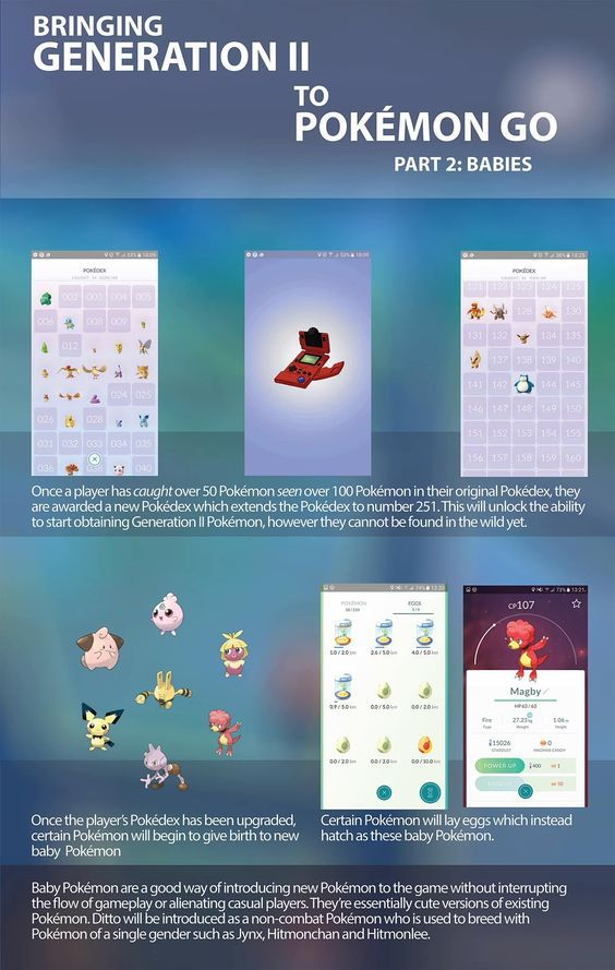 Pokémon GO - Second gen update (2)