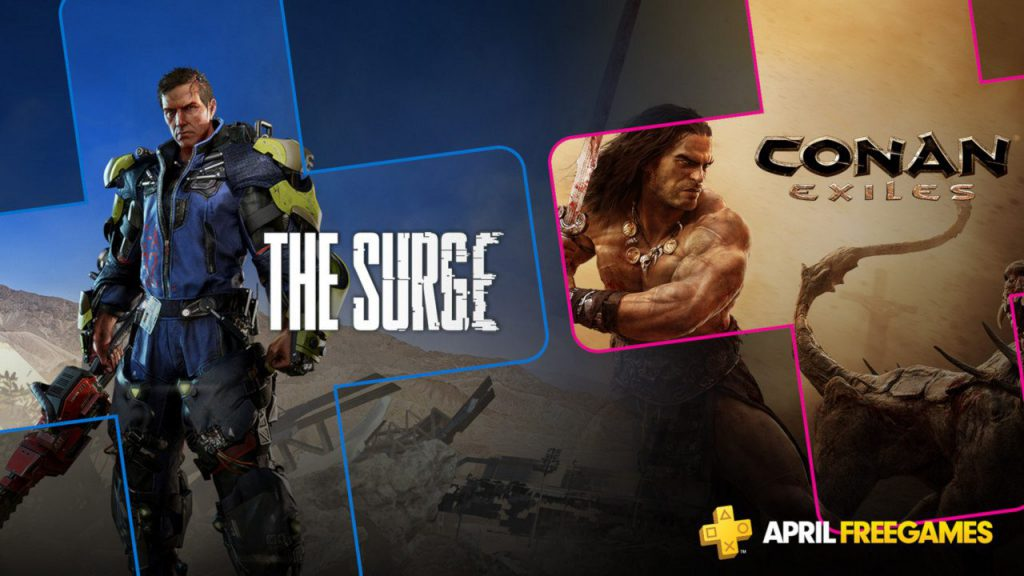 The Surge - Playstation Plus April 2019